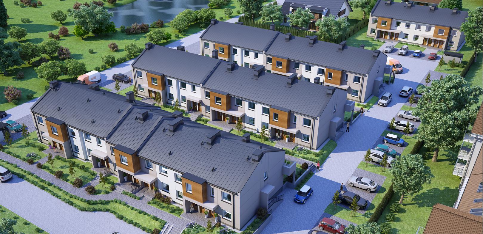 #Kowalove - osiedle domków jednorodzinnych - Kowalowo